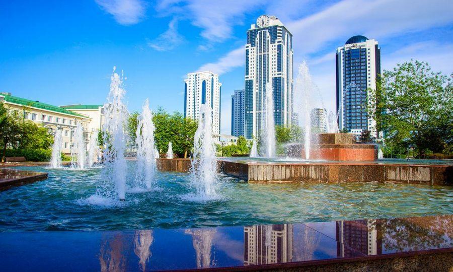 Грозный признан самым развивающимся городом в СКФО