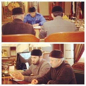 Фото: @Kadyrov_95