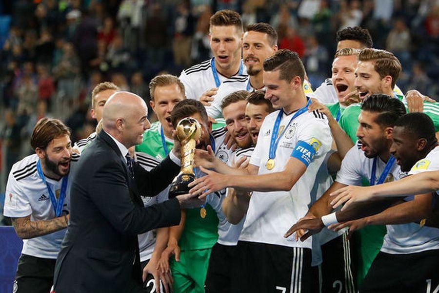 Путин неприедет нафинал Кубка конфедераций
