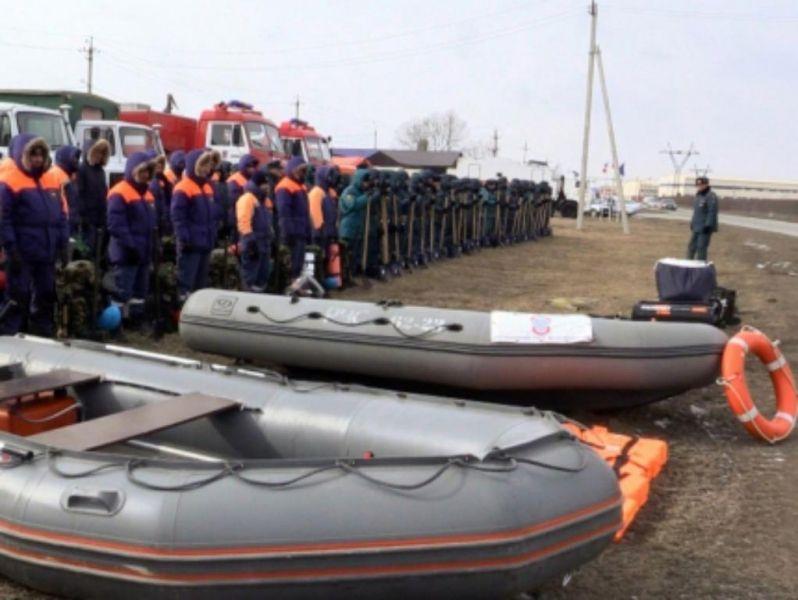 В Чечне контроль над безаварийным пропуском паводковых вод осуществит межведомственная рабочая группа