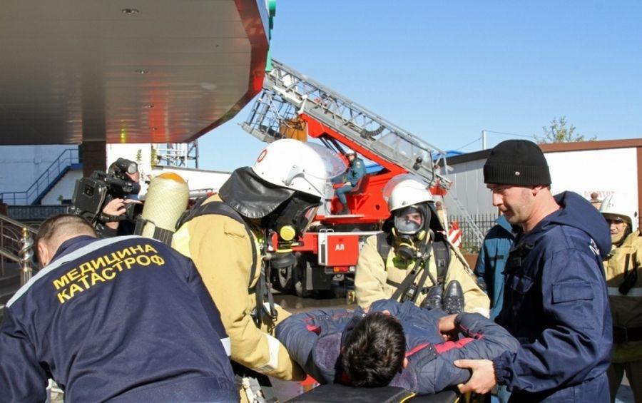 В Чечне пожарными с начала года спасено 35 человек