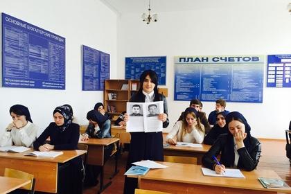 Активисты ОНФ в Чеченской Республике провели мероприятие, приуроченное к 71-й годовщине Победы
