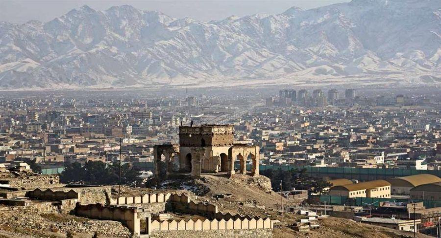 Упосольства Германии вКабуле произошел взрыв