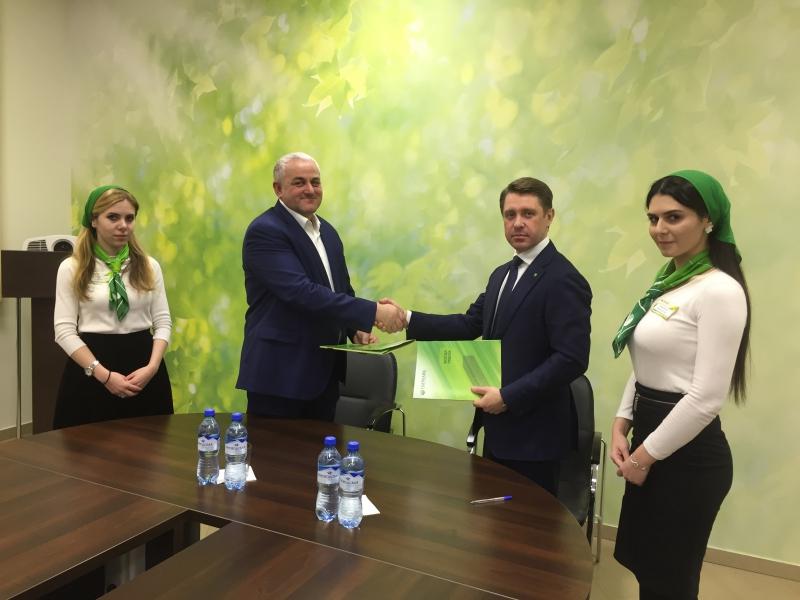 ТПП ЧР обсудила вопросы размещения площадки  ООО «Рязанская станкостроительная группа» в Чечне