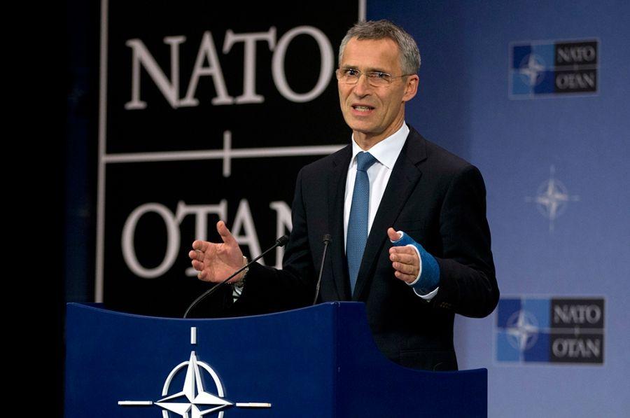 НАТО может присоединиться ккоалиции США поборьбе сИГ