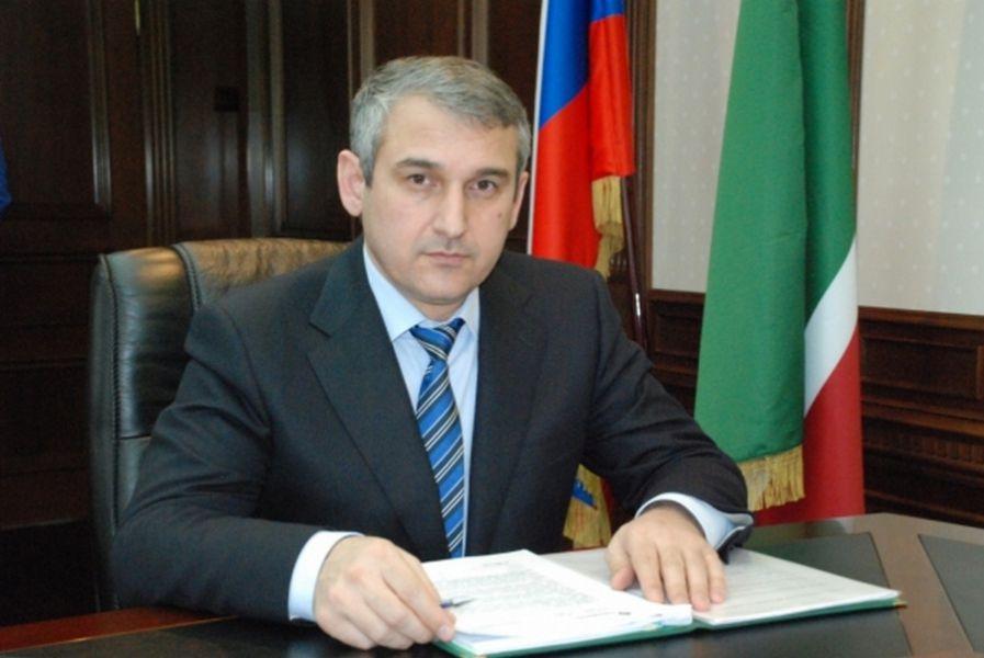 Усман Рассуханов назначен руководителем управления Казначейства по ЧР