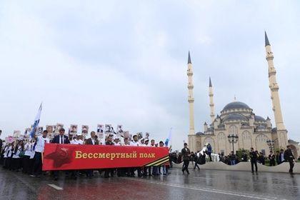 ОНФ принял участие в праздновании 70-летия Великой Победы