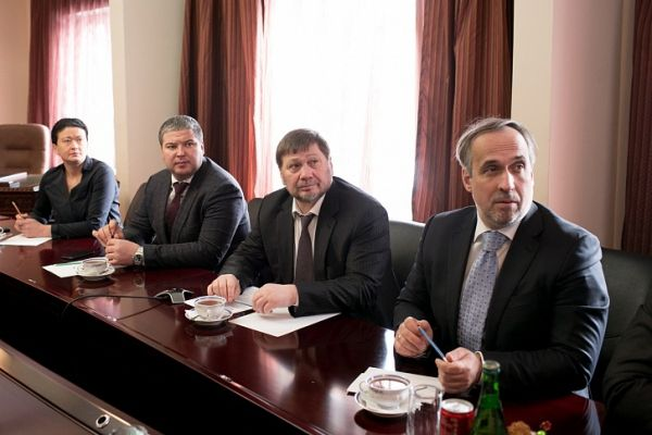 Астраханские морские порты могут войти вКаспийский транспортно-логистический комплекс