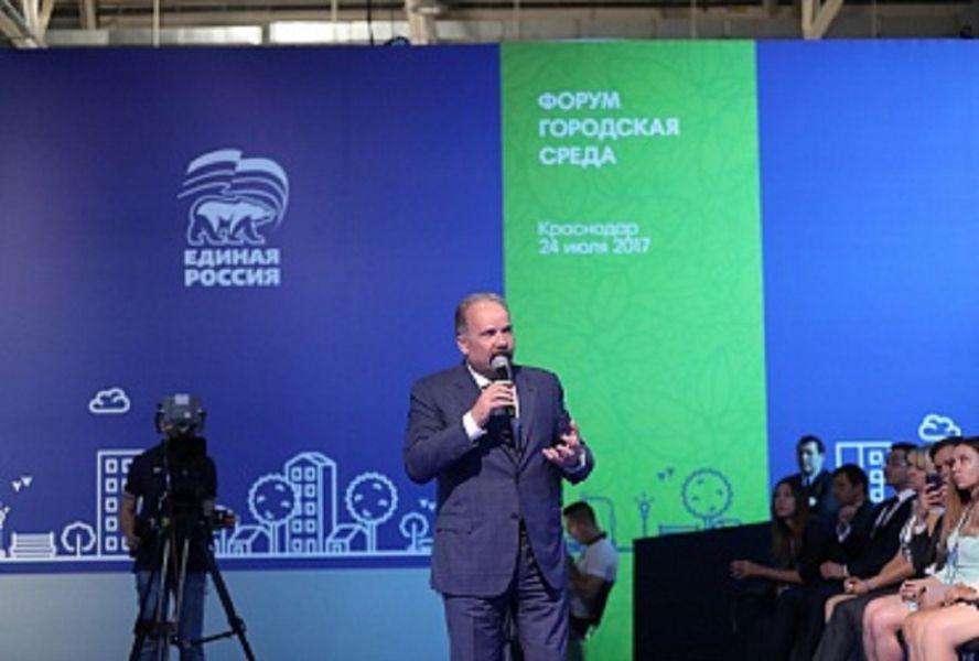 Чечня вошла в тройку  лидеров по эффективности реализации проекта формирования комфортной среды
