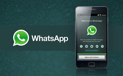 Пользователи WhatsApp массово получают спам-сообщения