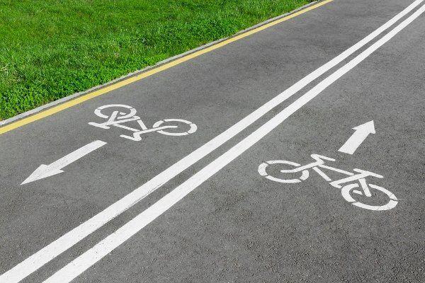 Первая велодорожка появилась вГрозном