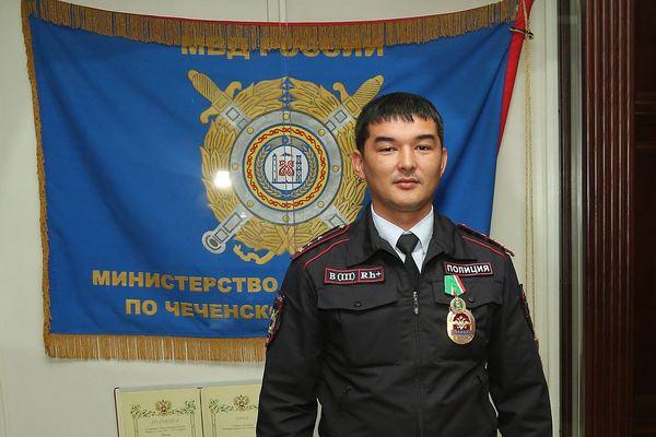 Виталий Инкавцов представит Ставрополье вфинале конкурса «Народный участковый»