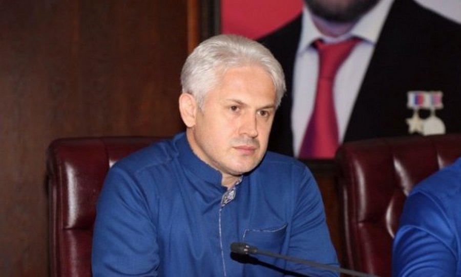 Мэром Грозного вновь избран Муслим Хучиев