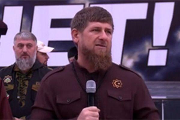 Р. Кадыров: Мы не позволим погубить молодежь