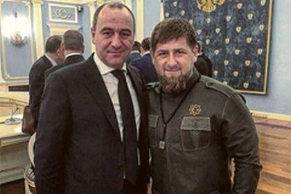 Р. Темрезов поздравил Р. Кадырова с победой на выборах Главы ЧР