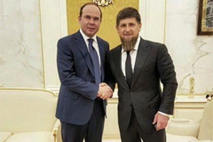 Рамзан Кадыров встретился с руководителем Администрации Президента РФ