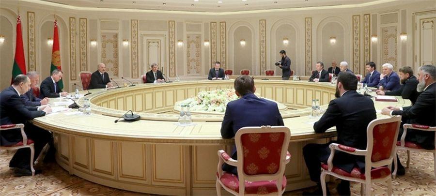 Глава ЧР в Беларуси
