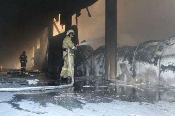 Чеченские пожарные в 2016 году спасли 333 человека