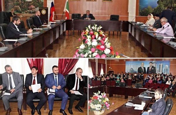 В Минфине Чечни обсудили вопросы формирования местных бюджетов на 2017-2019 года