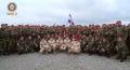 В Грозном чествовали военных полицейских, возвратившихся из командировки в Сирию