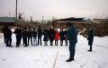 Школьников Ачхой-Мартана научили спасать людей на льду