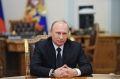 Путин признался, что не чувствует себя одиноким, хотя с дочерьми и друзьями видится редко