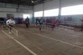 Чеченская команда по пожарно-прикладному спорту готовится к зимнему чемпионату