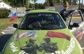 Автопробег от Флориды до Вашингтона в честь 70-летия Победы стартовал в США