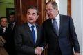 Подготовку к российско-китайскому саммиту обсудит Лавров в ходе визита в Пекин