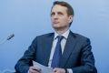 Делегация российских депутатов во главе с Нарышкиным отправляется в Китай