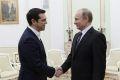 Путин в Афинах обсудит с греческим руководством торговлю, энергетику и международные темы