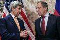 Лавров в разговоре с Керри указал на необходимость перекрытия сирийско-турецкой границы