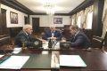 Депутаты встретились с руководством Гудермесского района