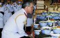 Путин поздравил короля Таиланда с вступлением на престол