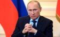 Путин поблагодарил российских военных за Крым