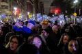 Голливудские актеры вышли на митинг против Трампа