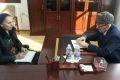 Депутат Парламента ЧР  Джандар Висмурадов провел прием граждан
