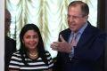 Лавров: Россия намерена развивать стратегическое партнерство с Венесуэлой