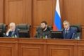 Состоялось 4-е заседание Парламента Чеченской Республики