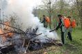 В Чечне разрабатывается план предупреждения природных пожаров на 2015 год
