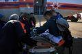 Самолет МЧС России вылетел из Грозного с тяжелобольным ребенком на борту