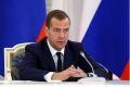 Медведев: с помощью военной операции в Сирии мы защищаем россиян от терроризма