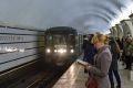 Центральные станции оранжевой линии московского метро закрыли на сутки на ремонт