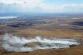 Площадь лесных пожаров в Забайкалье сократилась на 64 тыс. га
