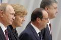 """Лидеры стран """"нормандской четверки"""" отметили прогресс в выполнении минских договоренностей"""