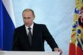 Путин займется подготовкой послания к Федеральному собранию