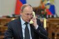 Путин в телефонном разговоре с Меркель, Олландом и Порошенко обсудил ситуацию на Украине