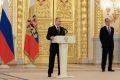 Новые послы в РФ из тринадцати стран вручат верительные грамоты Путину