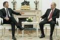 Путин и Медведев встретятся с премьером Италии, в центре внимания - Украина и экономика