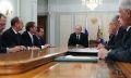 Путин: Конфликт на Украине может быть урегулирован только мирным путем